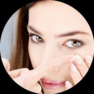 Lentilles de contact Façon de Voir Optique